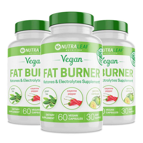 NutraLeaf® Natural Fat Burner