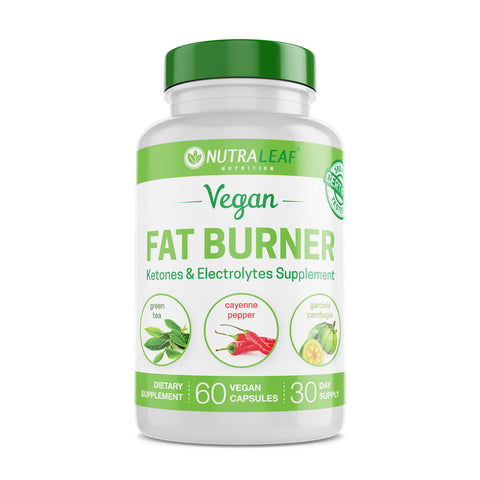 NutraLeaf® Fat Burner - 1 Bottle