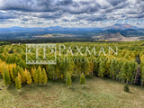 Fall Colors at Snowbowl Ski Resort