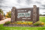 Show Low City Sign