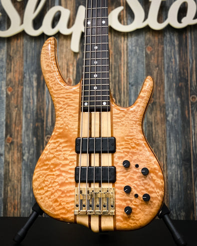 Ken Smith BSR-5EG Elite AAAAA Quilted Maple