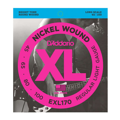 D'Addario Nickel Wound 4