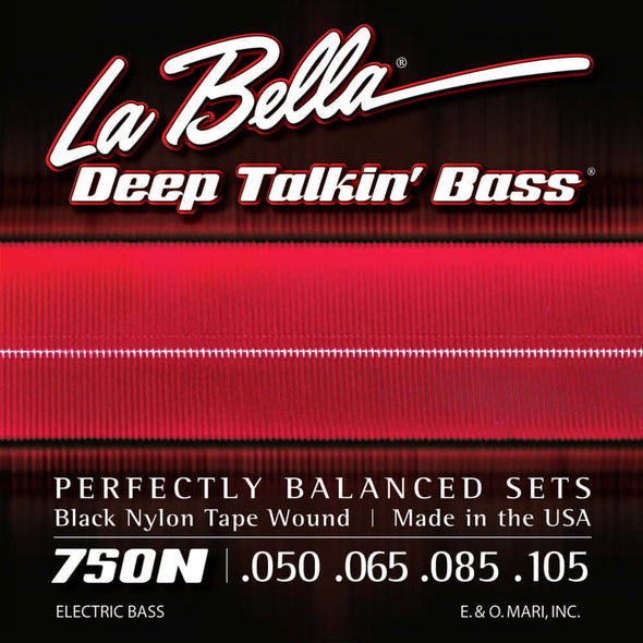 LaBella Black Nylon 4