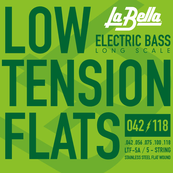 LaBella Low Tension Flexible Flats 5 (42-118)
