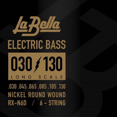 LaBella RX-N6 Nickel Plated