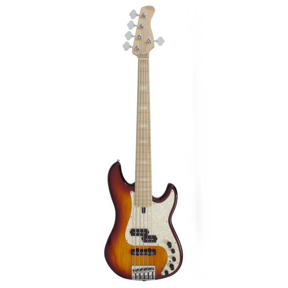Sire P7 Ash-5 Tobacco Sunburst (2nd Gen)