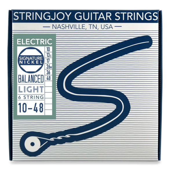 Stringjoy Balanced Light (10-48)