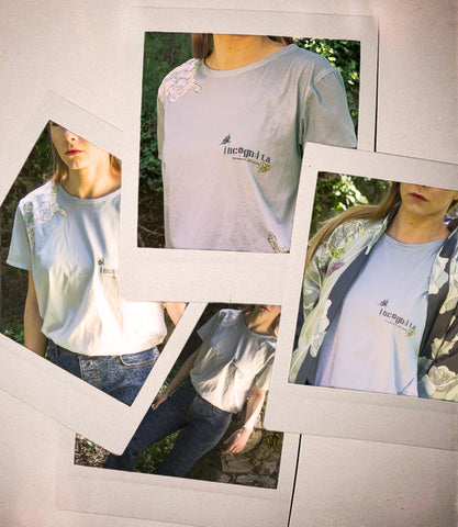 Image of TSHIRT - Snakes&Magnolias