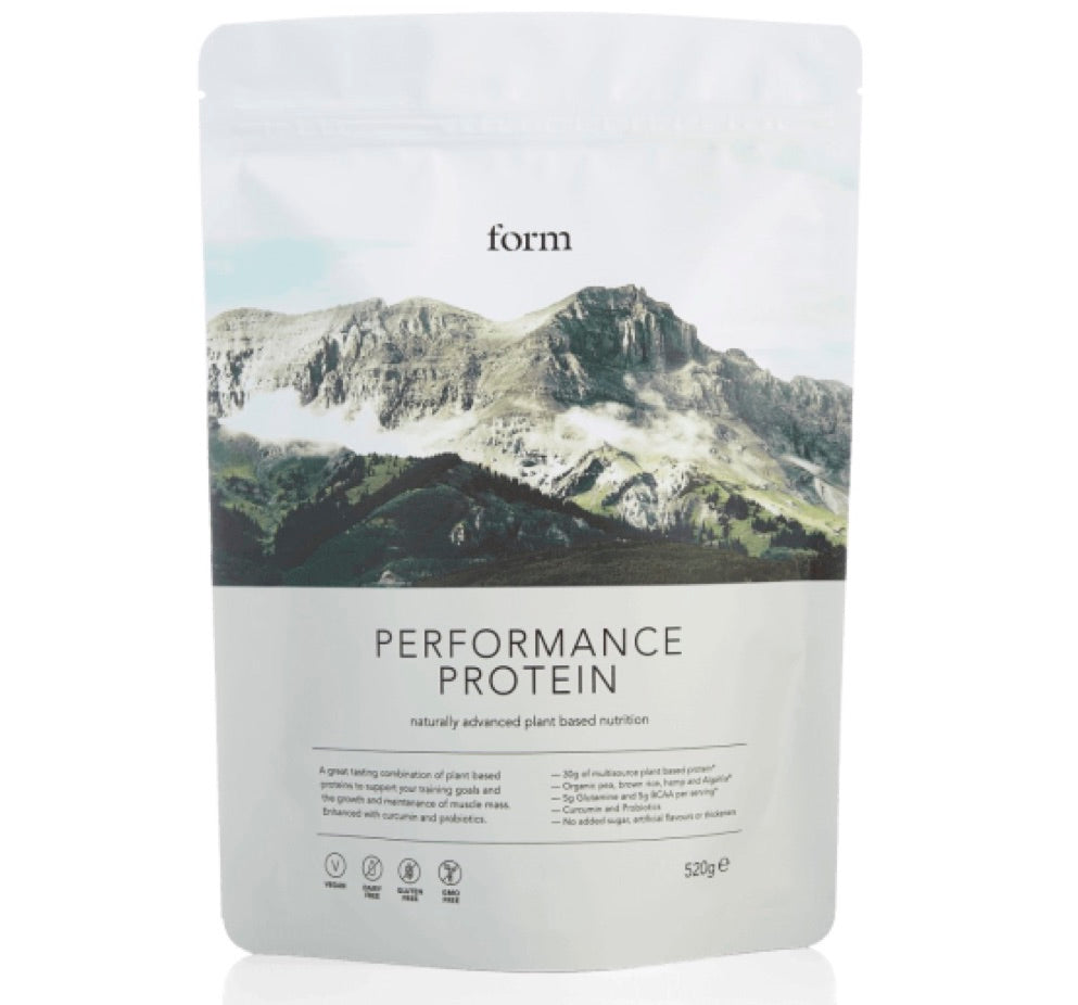 Form Nutrition Protein Powders