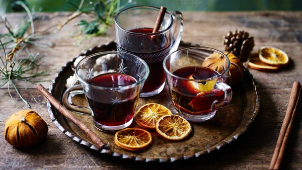 The Perfect Mulled Wine Recipe