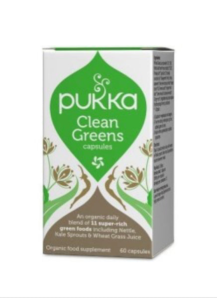 Pukka Herbs - Clean Greens