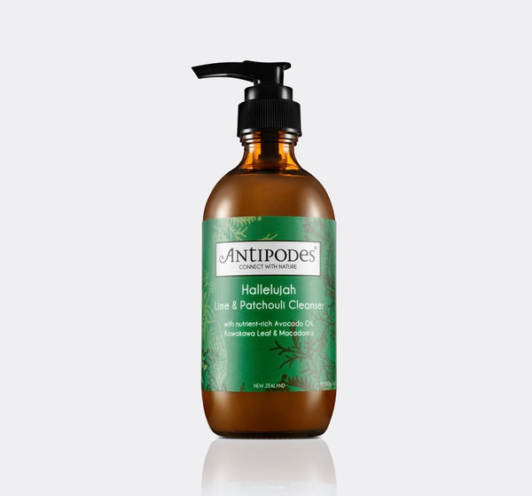 Hallelujah Lime & Patchouli Cleanser