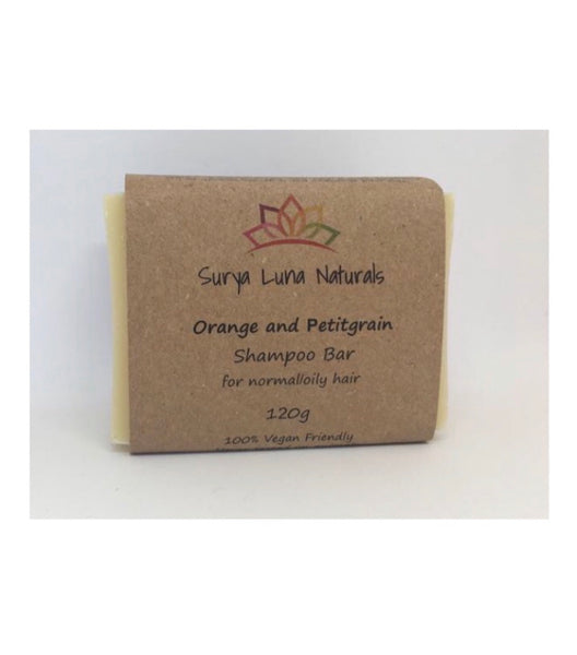Surya Luna Naturals - Shampoo Bar Normal/Oiy Hair