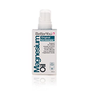 BetterYou Magnesium Oil Original Spray