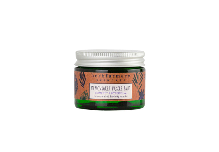 HerbFarmacy Meadowsweet Muscle Balm