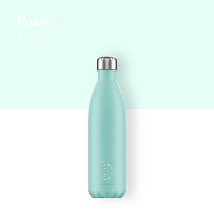 Chilly's bottle 750ml - Pastel green
