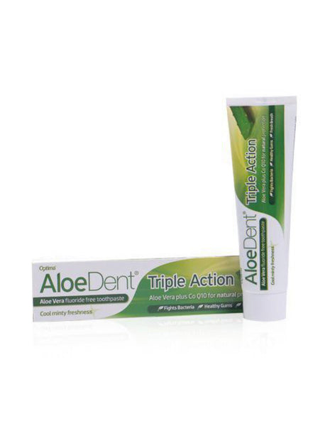 Aloe Dent Original Triple Action Toothpaste