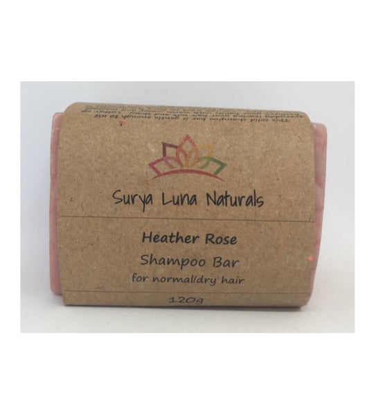 Surya Luna Naturals - Shampoo Bar Normal/Dry Hair