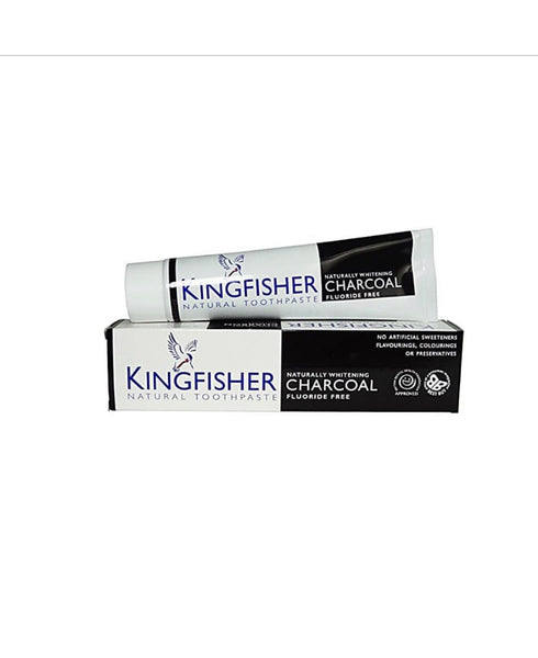 Charcoal Toothpaste Fluoride Free