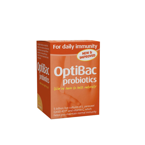 Optibac Probiotics - For Daily Immunity