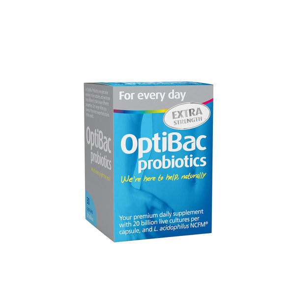 Optibac Probiotics - For Every Day Extra Strength