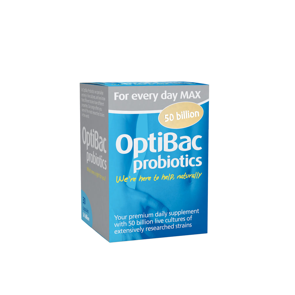 Optibac Probiotics - For Every Day MAX Strength