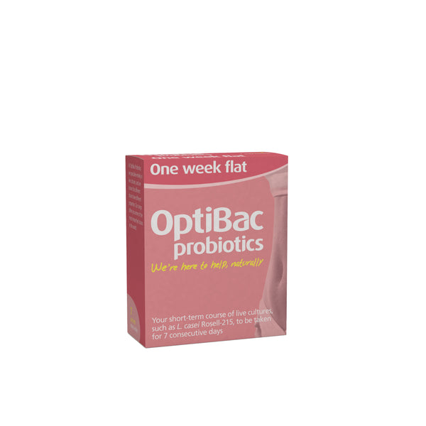 Optibac Probiotics - One Week Flat