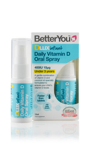 BetterYou Vitamin D3 Infant Spray
