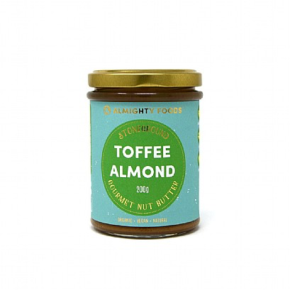 Toffee Almond Nut Butter