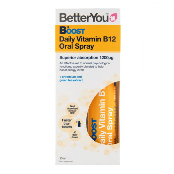 BetterYou Vitamin B12 Spray