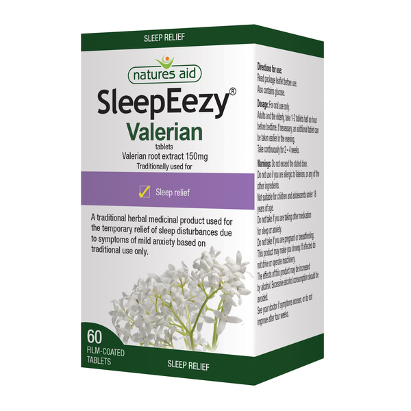 Nature's Aid Valerian Sleepeeze