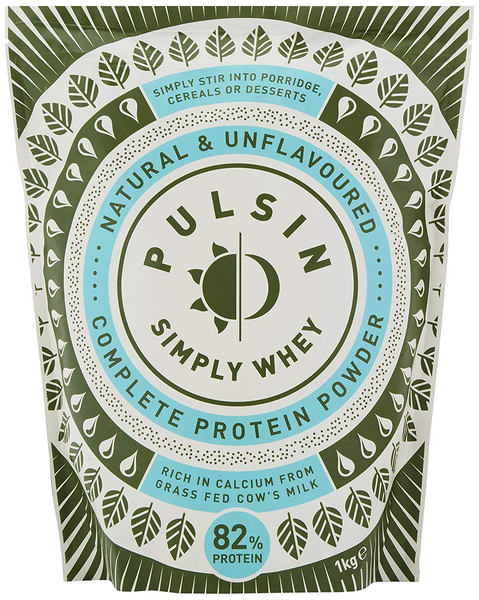 Pulsin Simple Whey Protein