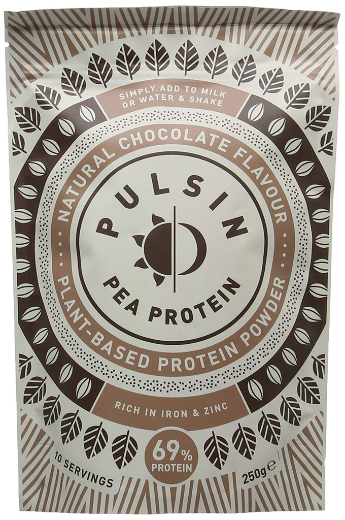 Pulsin Chocolate Pea Protein