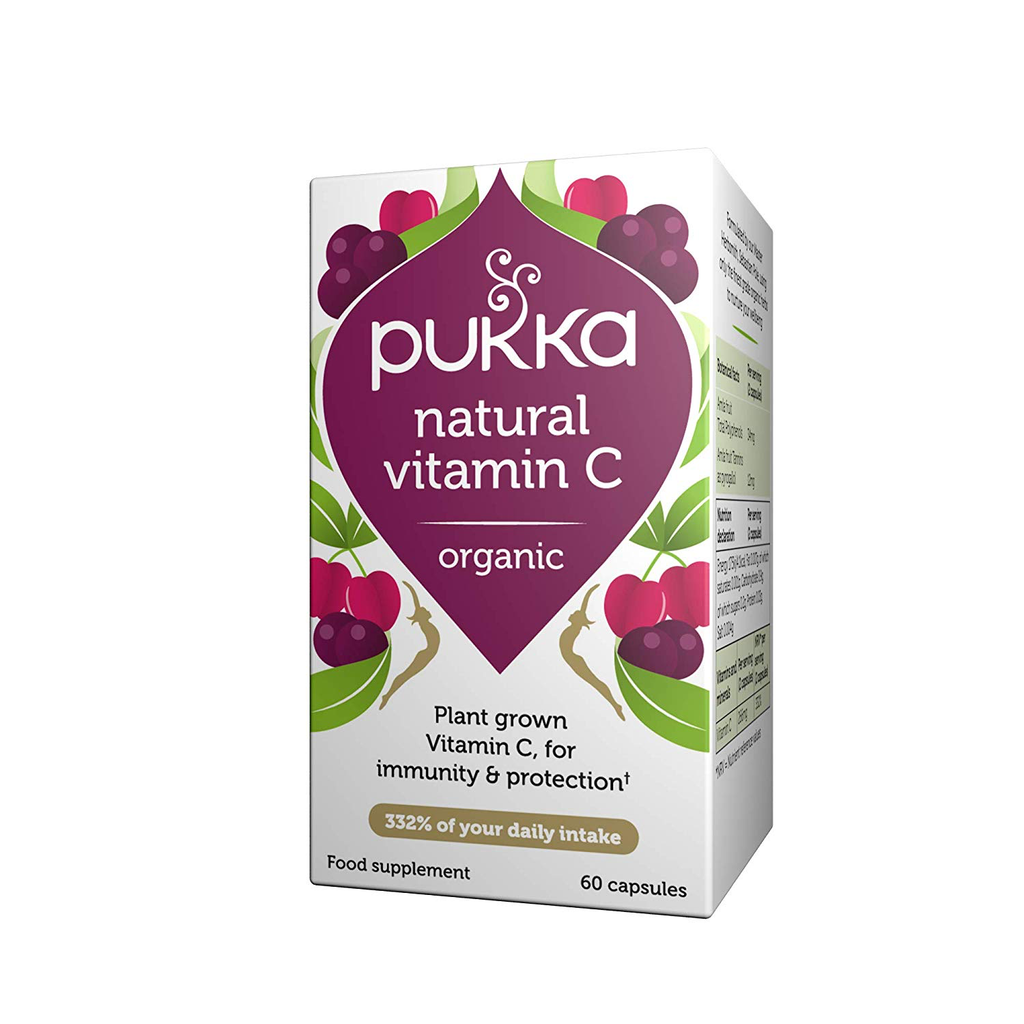 Pukka Herbs - Natural Vitamin C