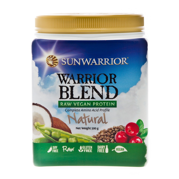 Sunwarrior Warrior Blend Protein Natural Flavour