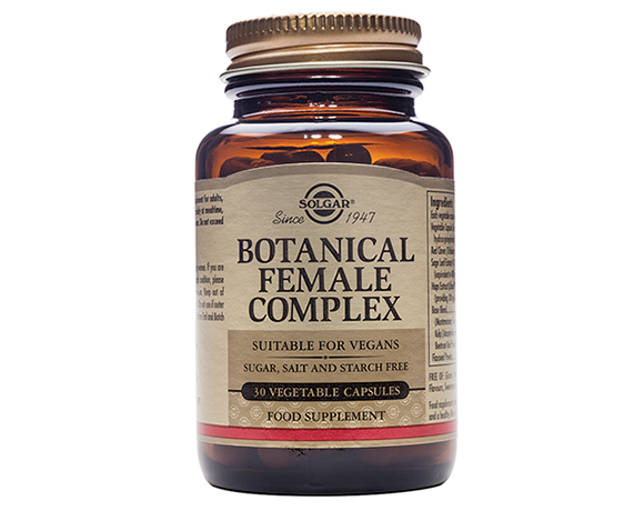 Solgar Botanical Female Complex Vegetable capsules