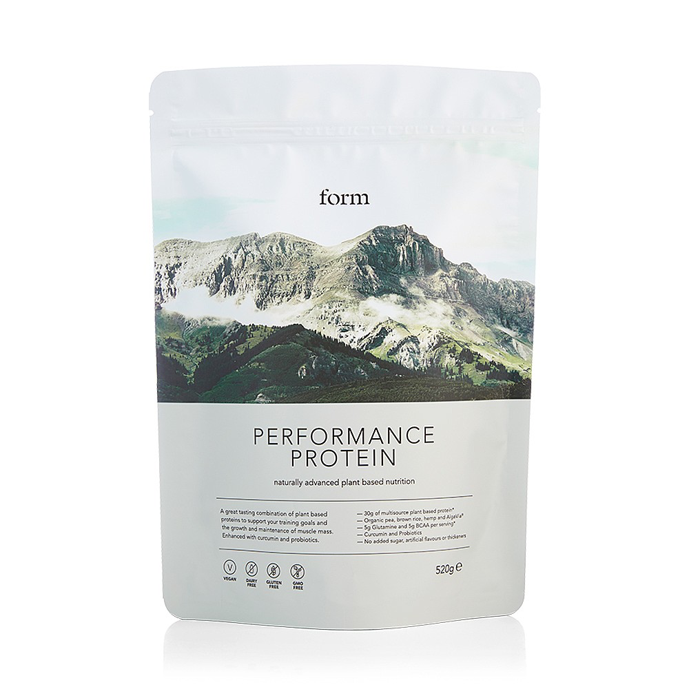 Form Nutrition Performance Protein Tiramisu