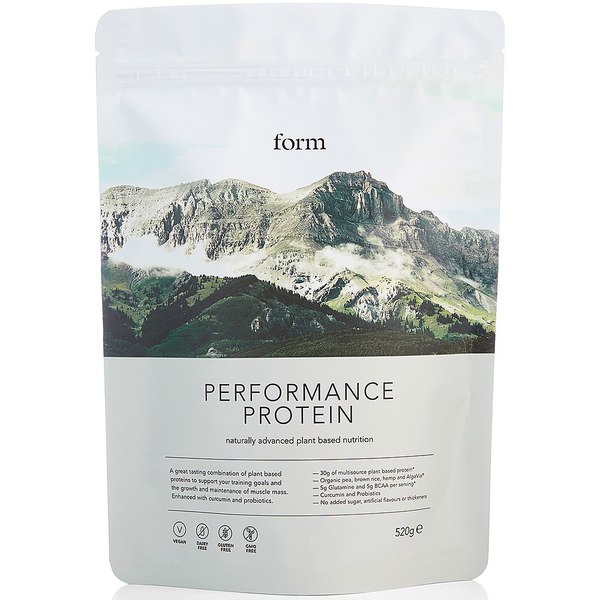Form Nutrition Performance Protein Vanilla