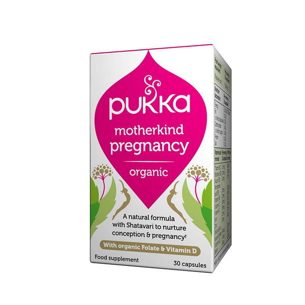 Pukka Herbs - Motherkind Pregnancy
