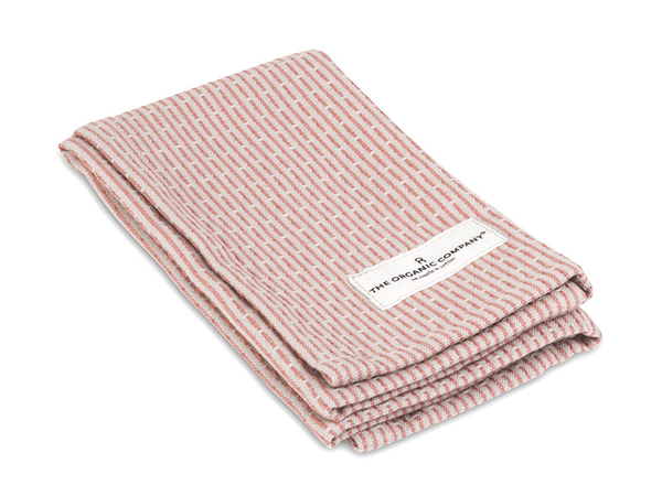The Organic Co - Kitchen & Wash Cloth - Rose