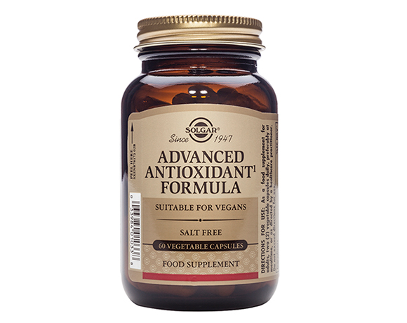 Solgar Advanced Antioxidant Formula VegCaps