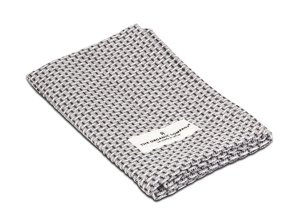 The Organic Co - Kitchen & Wash Cloth - Light Grey