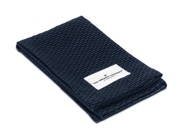 The Organic Co - Kitchen & Wash Cloth - Dark Blue