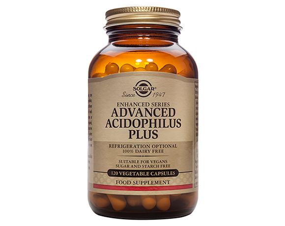Solgar Advanced Acidophilus Plus VegCaps