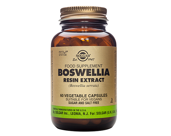 Solgar Boswellia Resin Extract Veg Caps