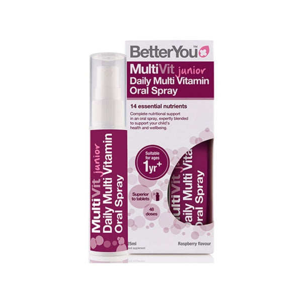 BetterYou Junior Multivitamin Spray