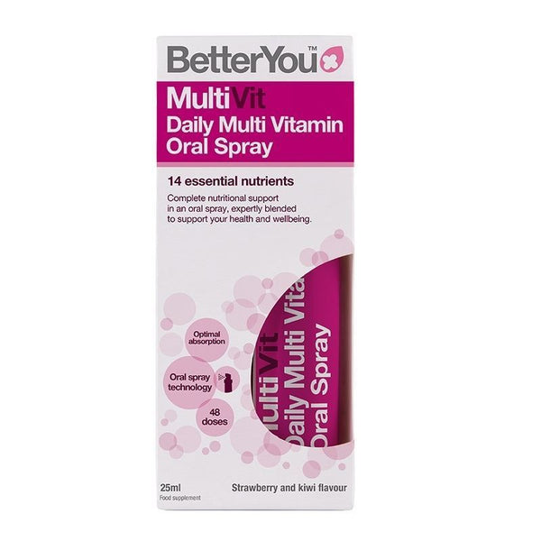 BetterYou Multivitamin Spray