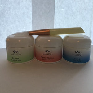 Facial Mask Trio