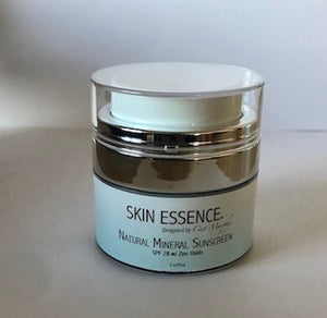 Natural Mineral Sunscreen - SPF 28