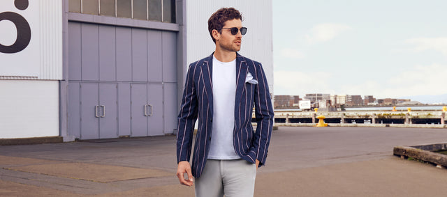 Mr Versatile. Why the Blazer is a Man's Best Friend
